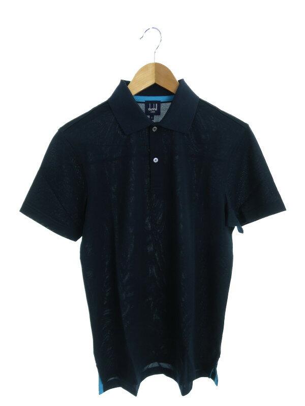 【dunhill】【LINKS】【リンクス】【トップス】ダンヒル『半袖ポロシャツ sizeS』メンズ 1週間保証【中古】
