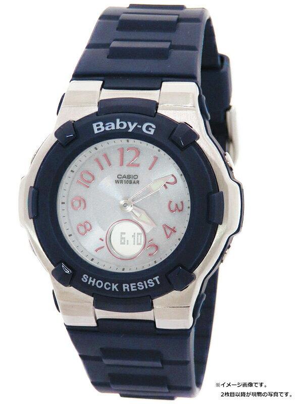 【CASIO】【Baby-G】カシオ『ベビーG トリッパー』BGA-1100-2BJF レディース ソーラー電波クォーツ 1週間保証【中古】