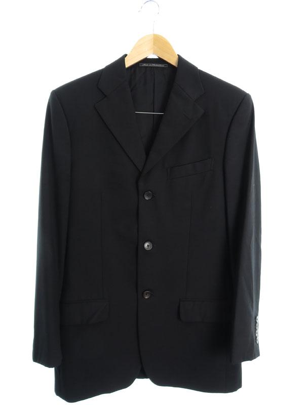 【GUCCI】【スイス製】【上下セット】グッチ『スーツ size上44 下-』メンズ セットアップ 1週間保証【中古】