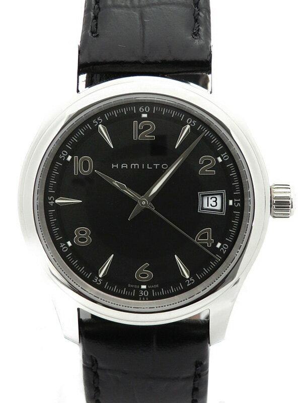 【HAMILTON】ハミルトン『リンドウ』H18451735 メンズ クォーツ 1週間保証【中古】
