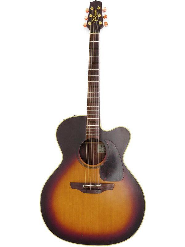 【Takamine】【工房メンテ済】タカミネ『E.アコースティックギター』TDP012SAS 2007年製 エレアコギター 1週間保証【中古】