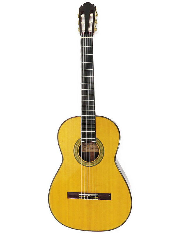 【K.yairi】【工房メンテ済】ケイヤイリ『クラシックギター』Y505P 1984年製 1週間保証【中古】