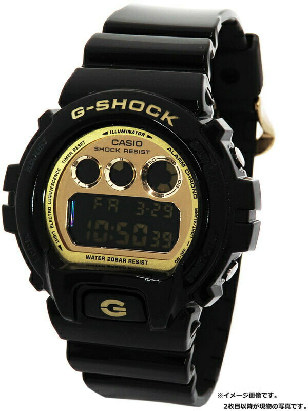 【CASIO】【G-SHOCK】カシオ『Gショック クレイジーカラーズ』DW-6900CB メンズ クォーツ 1週間保証【中古】