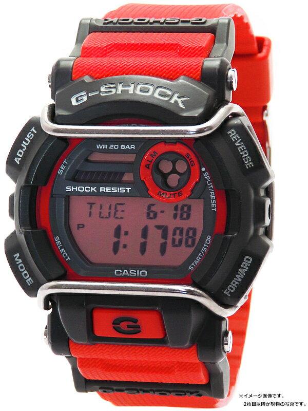【CASIO】【G-SHOCK】カシオ『Gショック』GD-400-4 メンズ クォーツ 1週間保証【中古】