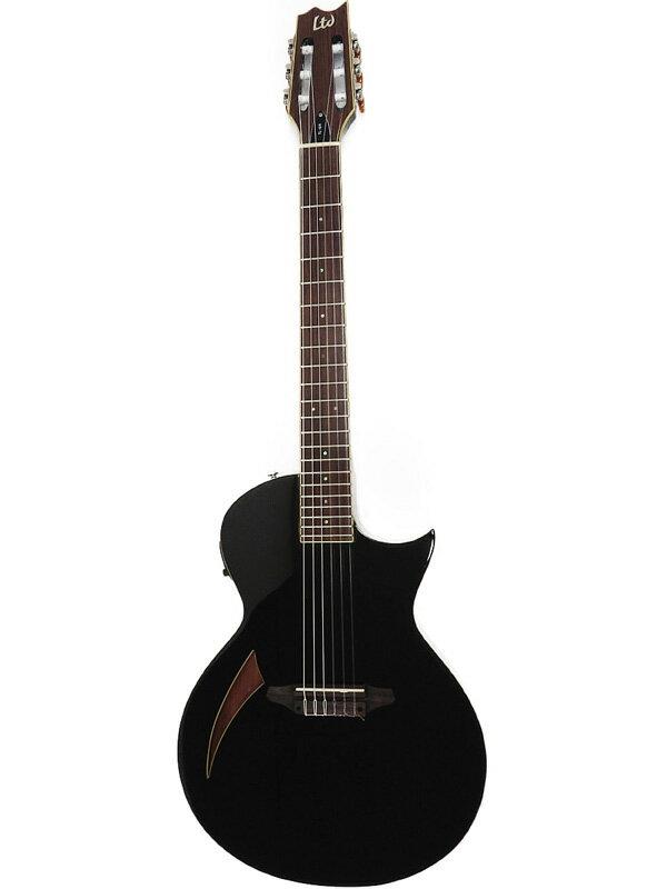 【工房メンテ】エルティーディー『E.ガットギター』TL-6N 2016年 1週間保証【中古】