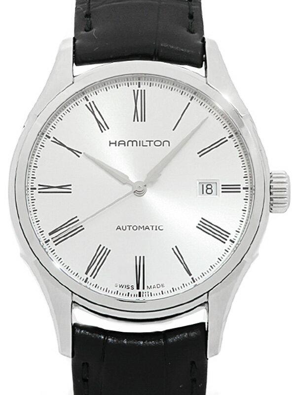 【HAMILTON】【'19年購入】ハミルトン『バリアント』H39515754 メンズ 自動巻き 1週間保証【中古】