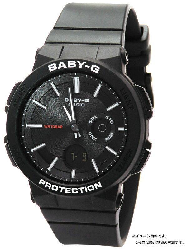 【CASIO】【Baby-G】カシオ『ベビーG ワンダラーシリーズ』BGA-255-1AJF レディース クォーツ 1週間保証【中古】