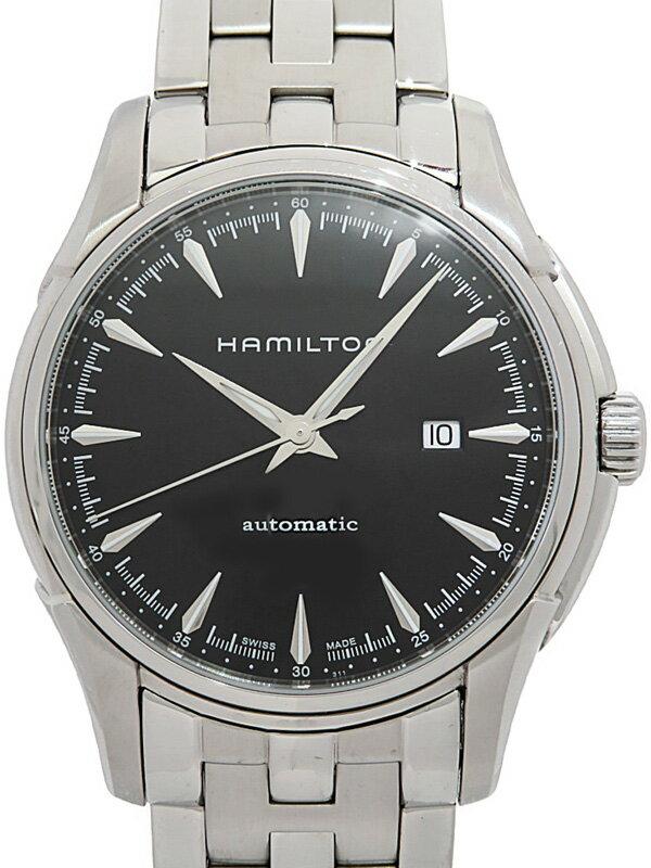 【HAMILTON】【裏スケ】【'19年購入】ハミルトン『ジャズマスター ビューマチック』H32715131 メンズ 自動巻き 1週間保証【中古】