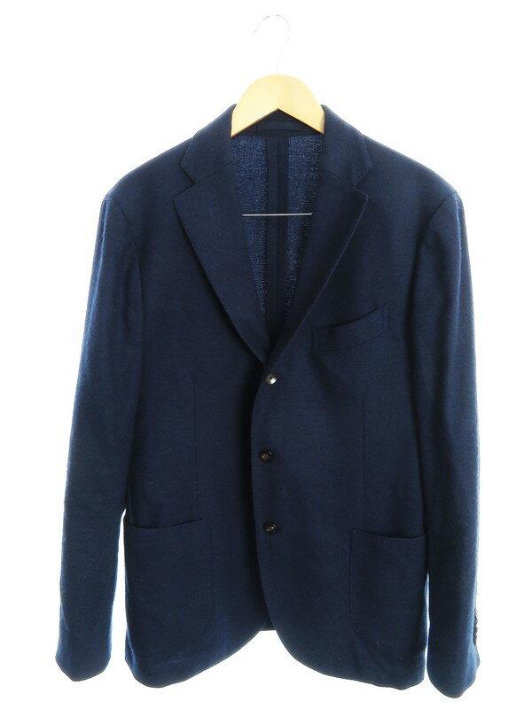 【LARDINI】【イタリア製】ラルディーニ『ウールジャケット size表記無し』メンズ 1週間保証【中古】