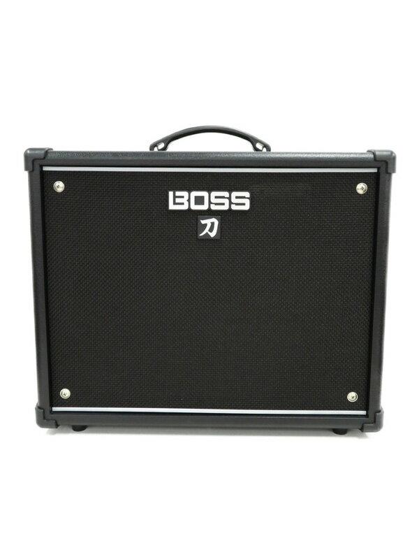 【BOSS】ボス『ギターアンプ』KATANA-50 1週間保証【中古】