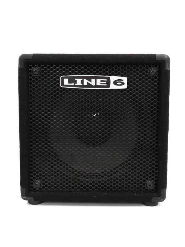 【LINE6】ライン6『ベースアンプ』Low Down STUDIO110 1週間保証【中古】