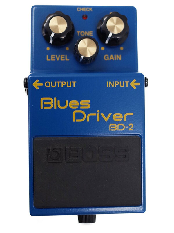 【BOSS】ボス『ブルースドライバー』BD-2 コンパクトエフェクター 1週間保証【中古】