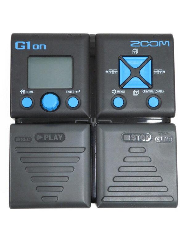 【ZOOM】ズーム『マルチエフェクター』G1on 1週間保証【中古】