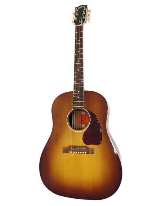 【Gibson】【工房メンテ済】ギブソン『E.アコースティックギター』J-45 KOA 2017年製 1週間保証【中古】