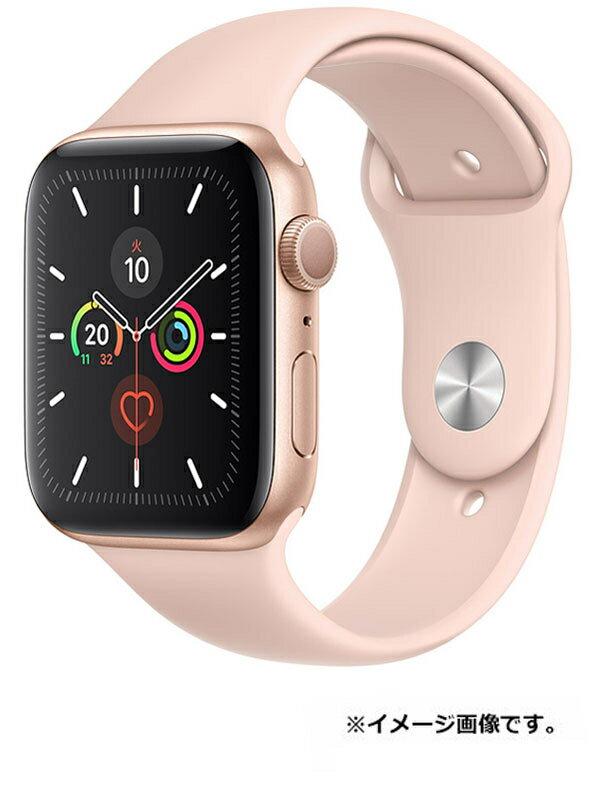 【Apple】【アップルウォッチ シリーズ5】【未開封】アップル『Apple Watch Series 5 GPSモデル 44mm』MWVE2J/A スマートウォッチ 1週間保証【中古】