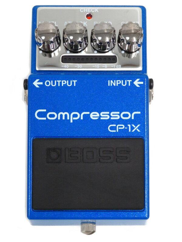【BOSS】ボス『コンプレッサー』CP-1X コンパクトエフェクター 1週間保証【中古】