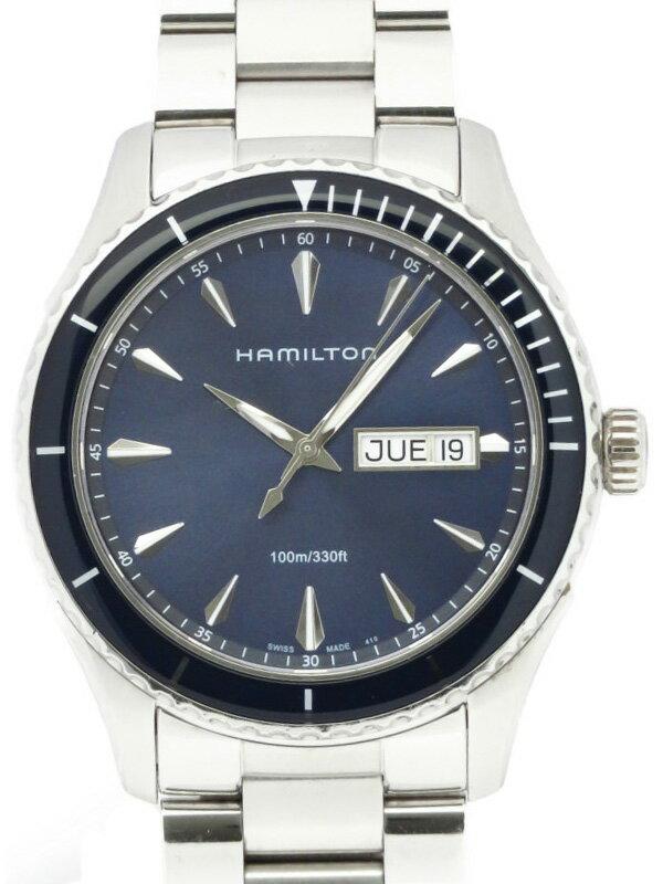 【HAMILTON】ハミルトン『ジャズマスター シービュー』H37551141 メンズ クォーツ 1週間保証【中古】