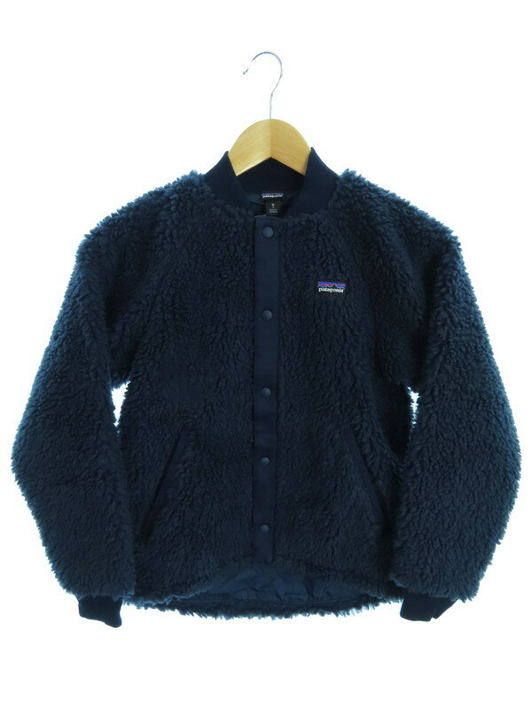 【PATAGONIA】【アウター】パタゴニア『ガールズ・レトロX・ジャケット sizeM』65415 FA19 レディース 1週間保証【中古】
