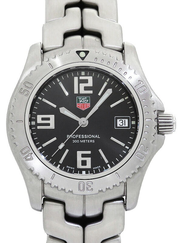 【TAG Heuer】【電池交換済】タグホイヤー『リンク』WT1210.BA0553 ボーイズ クォーツ 1週間保証【中古】