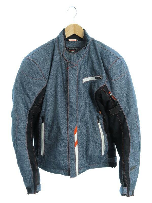 【HYOD】【アウター】ヒョウドウ『プロテクター付 中綿レーシングジャケット sizeM』メンズ 1週間保証【中古】