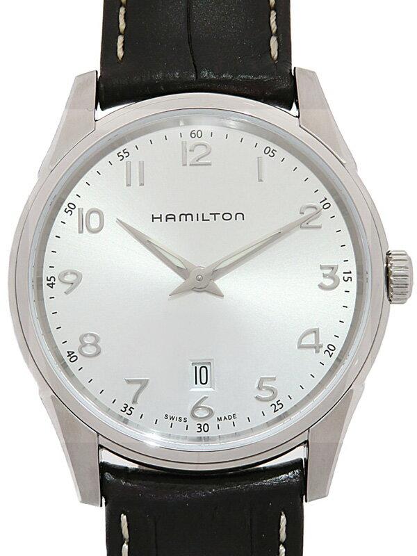 【HAMILTON】【美品】ハミルトン『ジャズマスター シンライン』H38511553 メンズ クォーツ 1週間保証【中古】