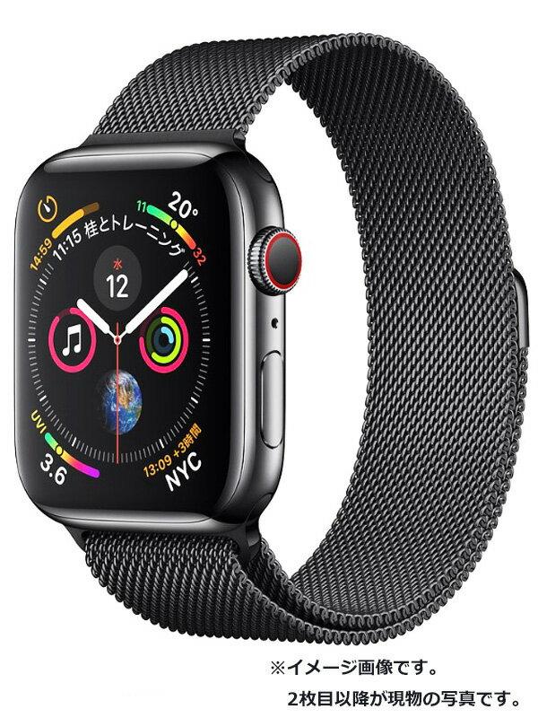 【Apple】【アップルウォッチ シリーズ4】アップル『Apple Watch Series 4 GPS+Cellularモデル 44mm』MTX32J/A メンズ スマートウォッチ 1週間保証【中古】