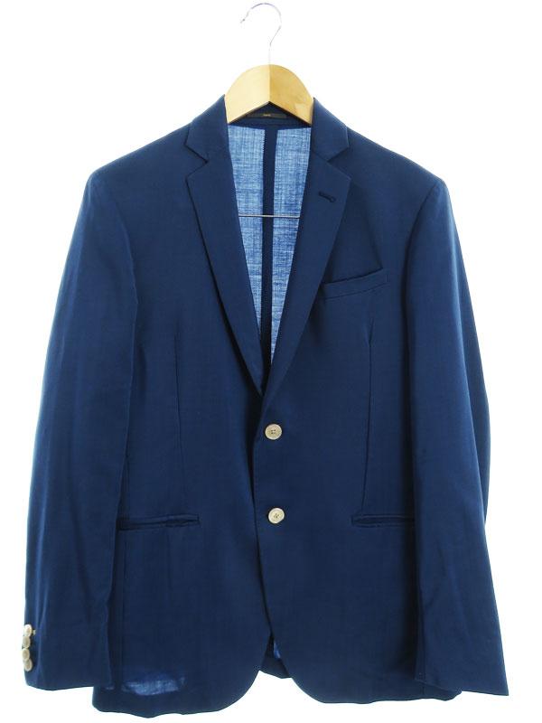 【FENDI】【イタリア製】【アウター】フェンディ『テーラードジャケット size46』メンズ 1週間保証【中古】