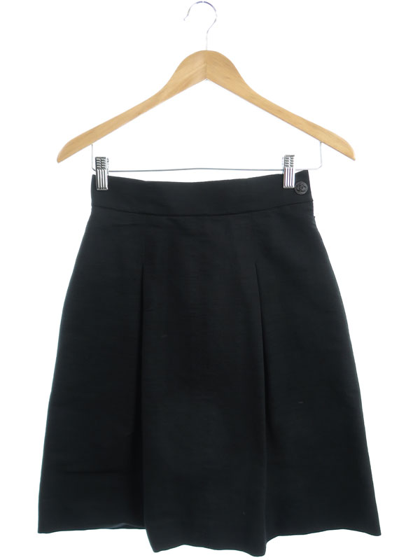 【CHANEL】【2009年春夏】【フランス製】【ボトムス】シャネル『スカート size36』P34923V24999 09P レディース 1週間保証【中古】