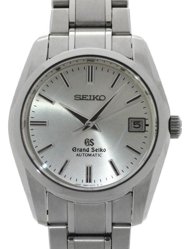 【SEIKO】【OH・仕上済】セイコー『グランドセイコー』SBGR001 9S55-0010 97****番 メンズ 自動巻き 3ヶ月保証【中古】