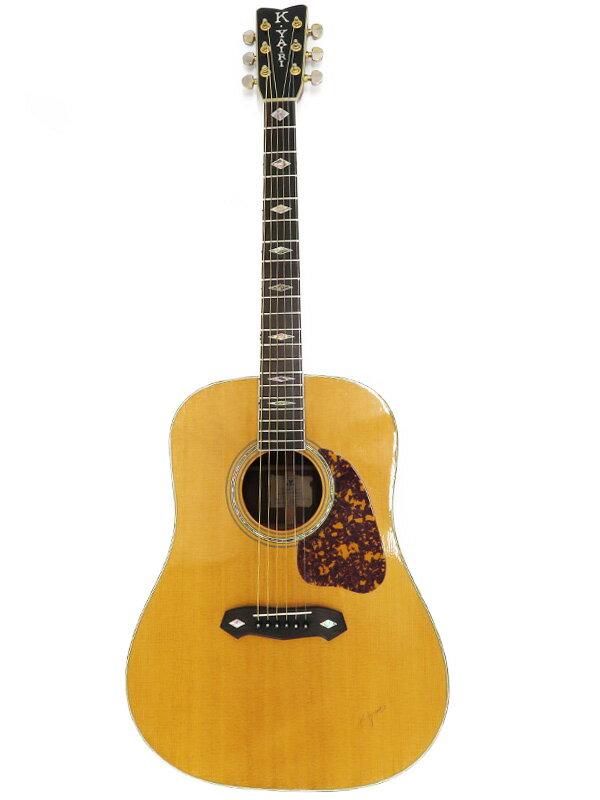 【K.Yairi】【工房メンテ】ケイヤイリ『アコースティックギター』LEO-J6 1979年 1週間保証【中古】