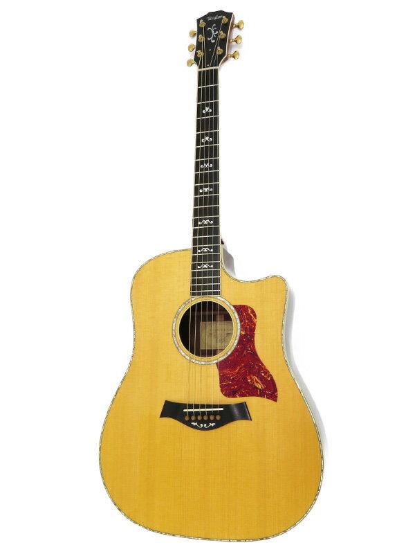 【Taylor】【工房メンテ】テイラー『E.アコースティックギター』910ce 2001年製 エレアコギター 1週間保証【中古】