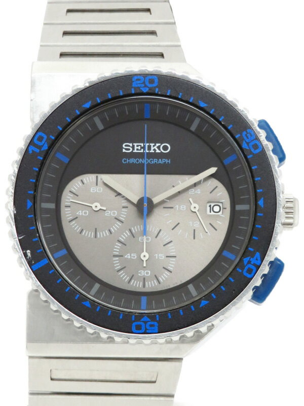 【SEIKO】【250本限定】セイコー『スピリット スマート ジウジアーロデザイン』SCED013 メンズ クォーツ 1週間保証【中古】