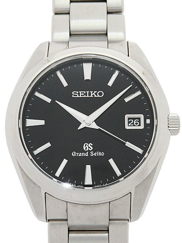 【SEIKO】【GS】【電池交換済】セイコー『グランドセイコー』SBGV023 9F82-0AF0 65****番 メンズ クォーツ 3ヶ月保証【中古】