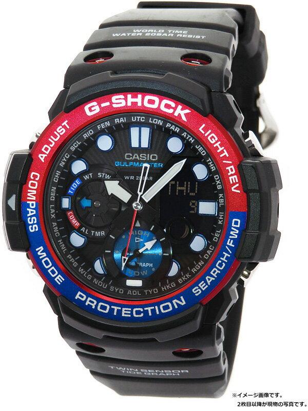 【CASIO】【G-SHOCK】カシオ『Gショック ガルフマスター』GN-1000-1A メンズ クォーツ 1週間保証【中古】