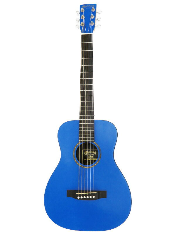 【Martin】マーチン『ミニアコースティックギター』Little Martin LX Blue 1週間保証【中古】