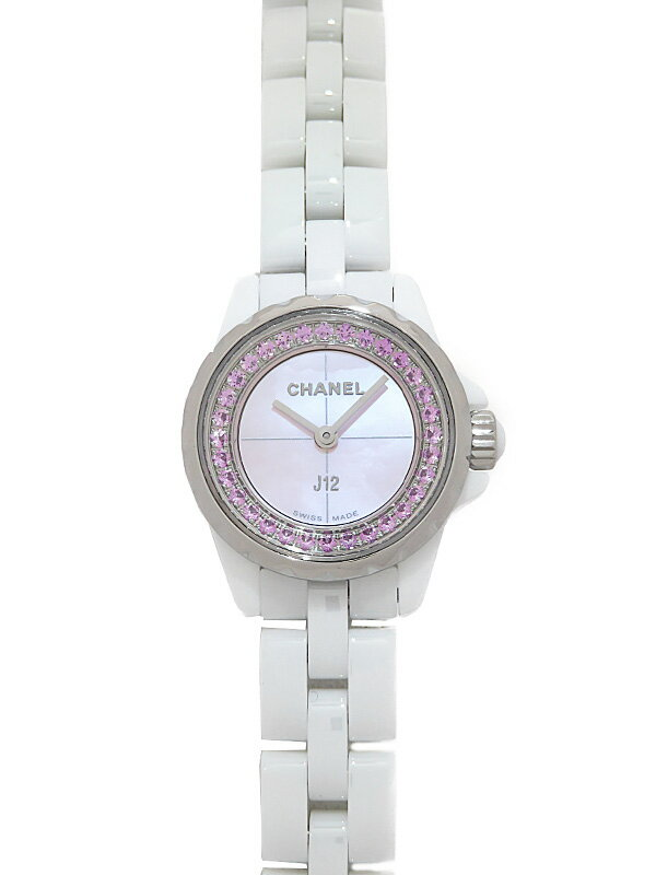 CHANEL japan CHANEL1250J12 H5512 6b06wh20A