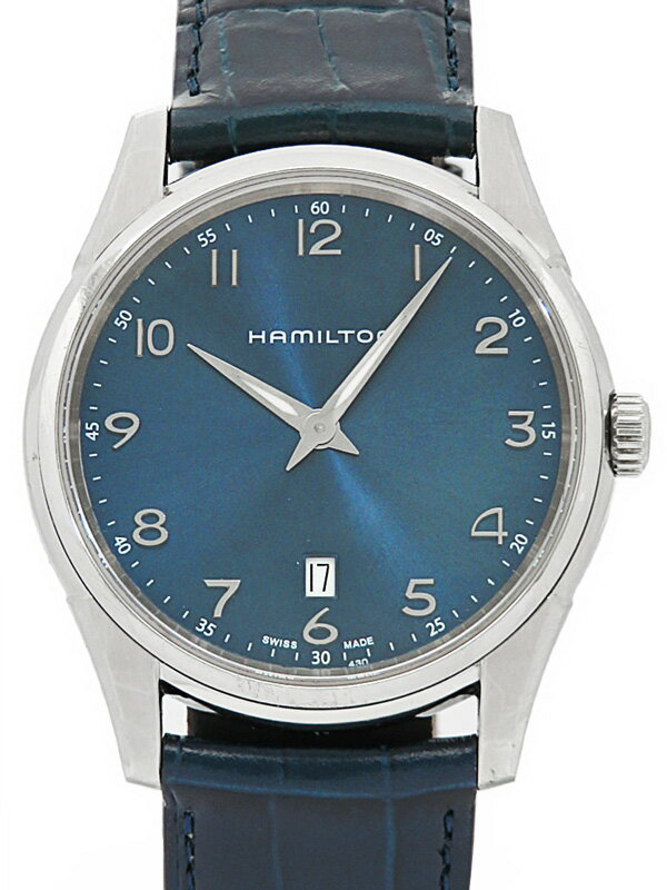【HAMILTON】ハミルトン『ジャズマスター オートマティック クロノグラフ』H38511743 メンズ クォーツ 1週間保証【中古】