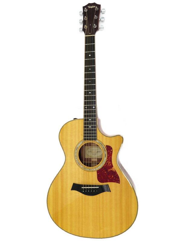 【Taylor】テイラー『E.アコースティックギター』412ce-LTD 2009年製 エレアコギター 1週間保証【中古】