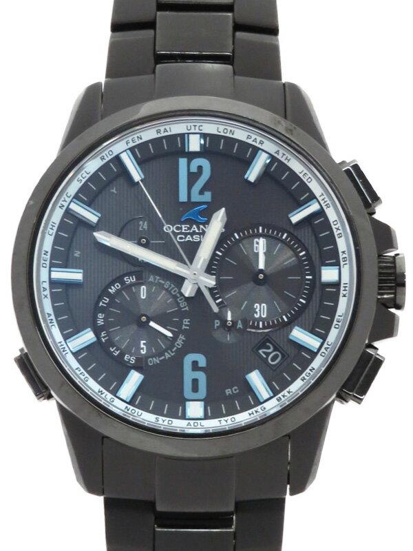 腕時計, メンズ腕時計 CASIOOCEANUS OCW-T2000B-1A 1b03wh03AB