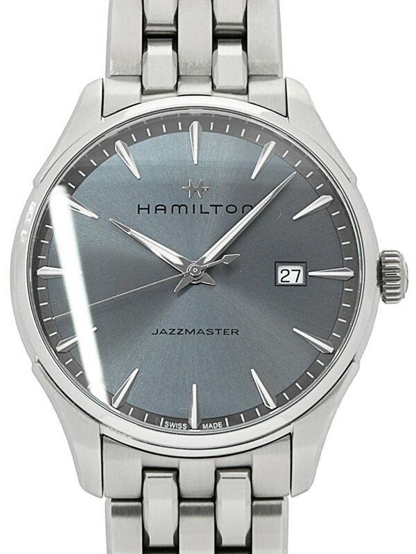 【HAMILTON】【'20年購入】ハミルトン『ジャズマスター ジェント』H32451142 メンズ クォーツ 3ヶ月保証【中古】