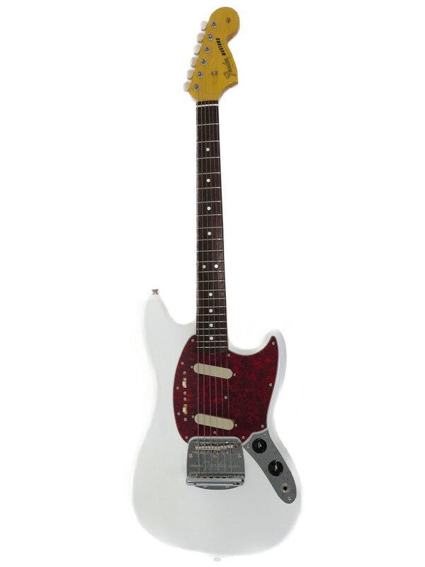 【FenderJAPAN】フェンダージャパン『エレキギター』Traditional 60s MUSTANG 2019年製 1週間保証【中古】