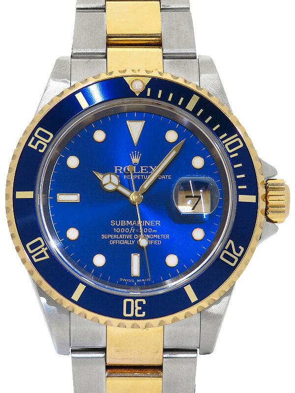 腕時計, メンズ腕時計 ROLEX 16613LB F04 12b06wh19A