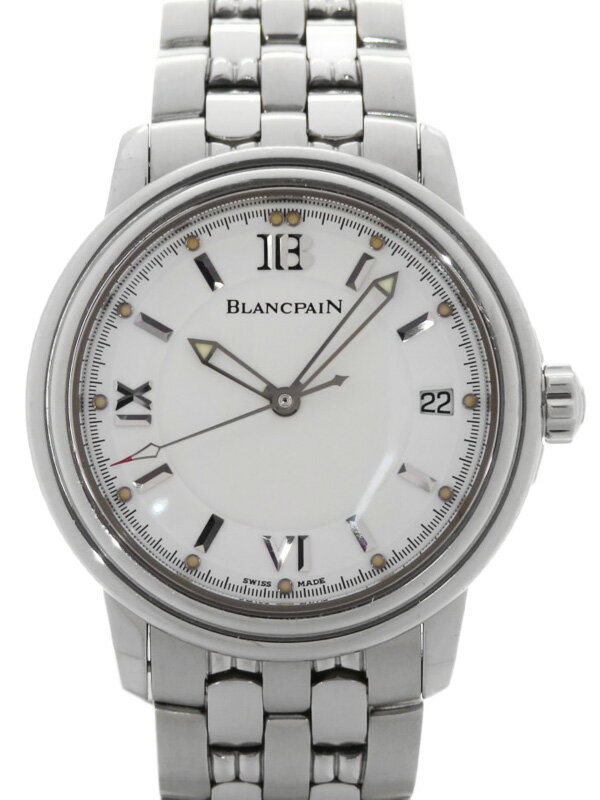 【BLANCPAIN】【内部点検済】ブランパン『2100 スポーツ  ミッドサイズ』2100-1127-11 メンズ 自動巻き 3ヶ月保証【中古】