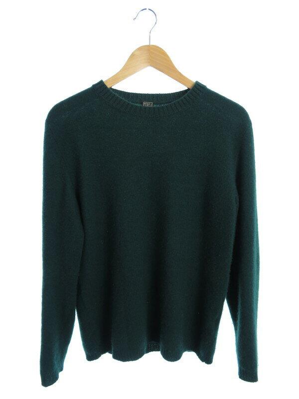 【FEDELI】【イタリア製】【トップス】フェデリ『長袖カシミヤニットsize48』メンズ セーター 1週間保証【中古】