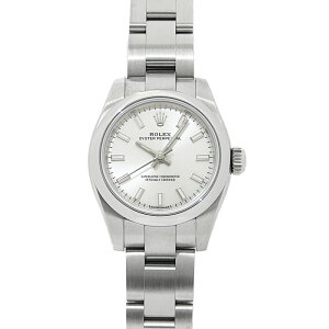 [ROLEX] [Buy in '19] [OH/finished] Rolex Oyster Perpetual 176200 Random number Ladies automatic winding 12 months warranty [Used] b06w/h06A