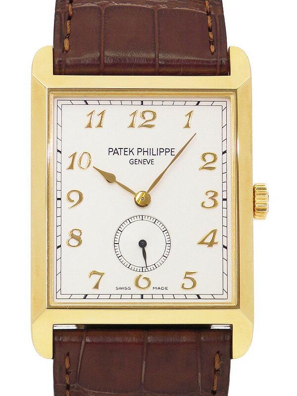 【PATEK PHILIPPE】【YGケース】パテックフィリップ『ゴンドーロ』5109J-001 メンズ 手巻き 6ヶ月保証【中古】