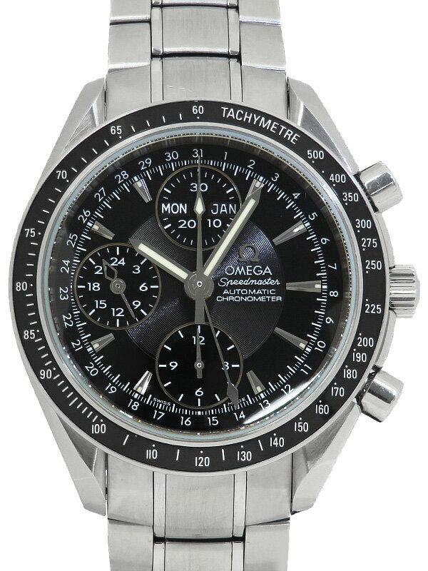 【OMEGA】オメガ『スピードマスター トリプルカレンダー』3220.50 メンズ 自動巻き 3ヶ月保証【中古】
