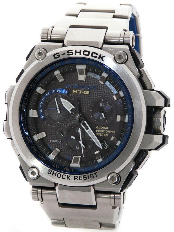 腕時計, メンズ腕時計 CASIOG-SHOCKGPSG MT-GMTG-G1000D-1A2 GPS 1