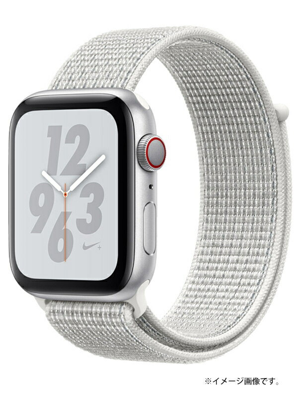 【Apple】【アップルウォッチ シリーズ4】【未開封】『Apple Watch Nike+ Series 4 GPS+Cellularモデル 44mm』MTXJ2J/A スマートウォッチ 1週間保証【中古】