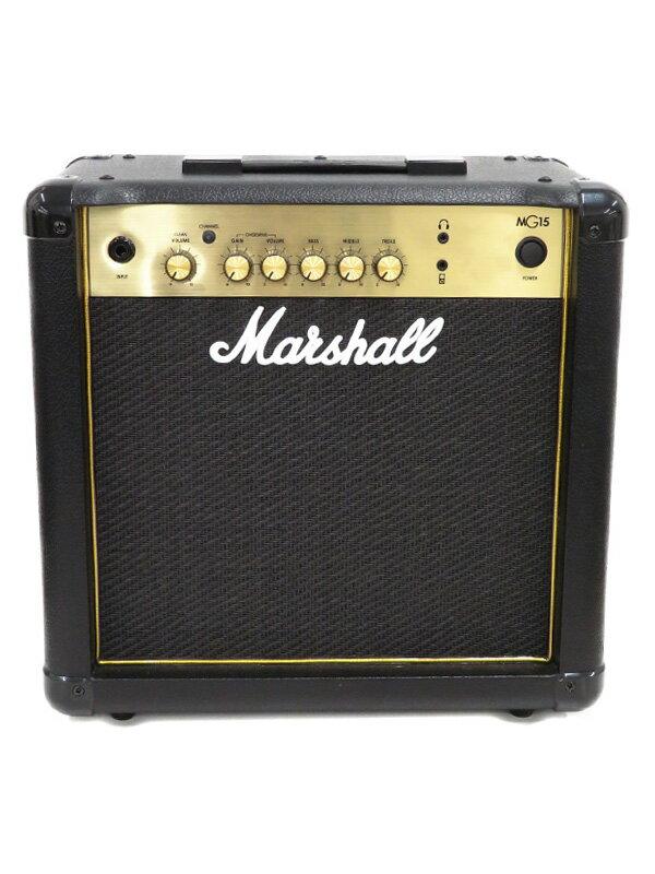 【Marshall】マーシャル『ギターアンプ』MG15G 1週間保証【中古】